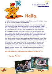 Kinderbrief für Kleinkinder