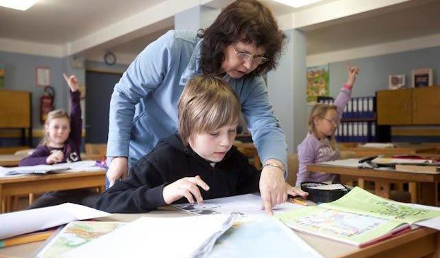 Schulbegleitender Unterricht