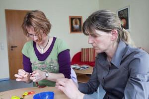 Kreativangebot für Mütter
