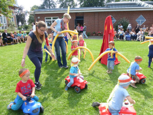 Sommerfest Kleinkinder