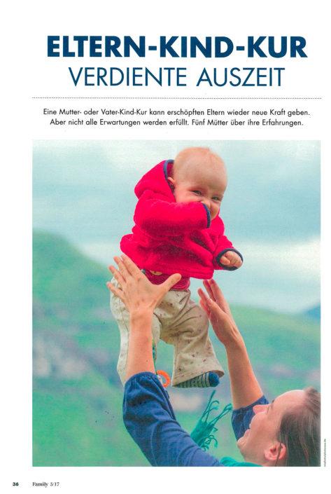 Kraft und Unterstützung, Daniela Hess